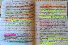 What Does Colour Mean Colour Coded Wet Rats U2013 Improving Analytical Writing In English