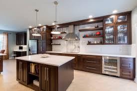beautiful streamlined kitchen