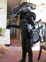 alien xenomorph costume 6 steps with pictures