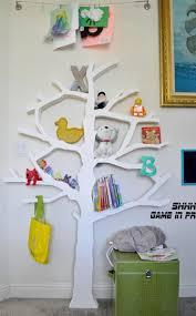 Tree Of Knowledge Bookshelf Free Diy Plans And Step By Step Video Tutorial On How To Make A