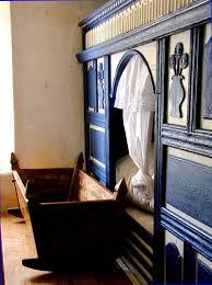 chambres d h es ouessant lit clos et berceau écomusée d ouessant chambre