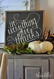 20 diy thanksgiving signs your friends and family will