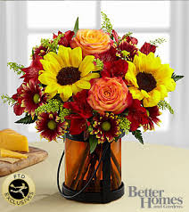 ftd giving thanks bouquet by better homes and gardens at