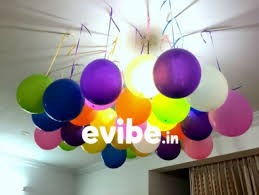 Home Balloon Decoration Top Home Balloon Decorations Party Collections In Bangalore