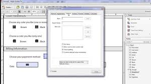Count Calculation In Adobe Acrobat Forms How To An Fillable Pdf Form Adobe Acrobat X