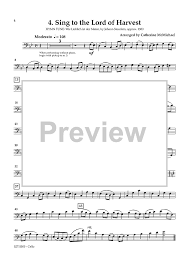 hymns of thanksgiving for 2 violins and piano optional cello
