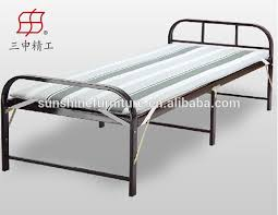 Metal Folding Bed 2015 New Single Cheap Folding Bed For Sale Folding Bed Price