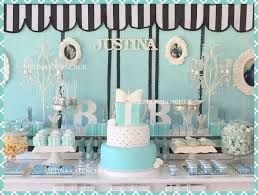Baby Blue And Brown Baby Shower Decorations Best 25 Tiffany Baby Showers Ideas On Pinterest Tiffany Baby
