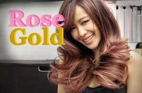 michelle phan blush rose pink ombre hair color youtube