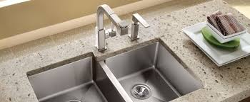 Tips On Selecting A New Stainless Steel Sink The Home Depot - Deep stainless steel kitchen sinks