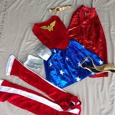 Wonder Woman Accessories 62 Off Accessories Halloween Wonder Woman Costume From
