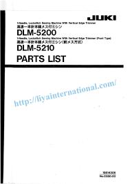 Sewing Machine Parts Diagram Worksheet Juki Dlm 5200 Parts List