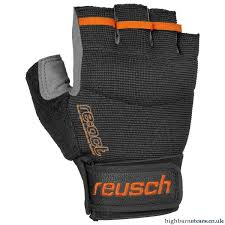 men clothing gloves black reusch via ferrata via ferrata gloves 95 43