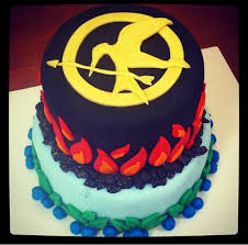 the hunger games cake by rosanna pansino in nerdy nummies youtube