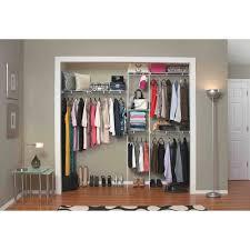 Closetmaid Closet Design Closetmaid Closet Organizer Kit 5 To 8 Walmart For Closet Shelf