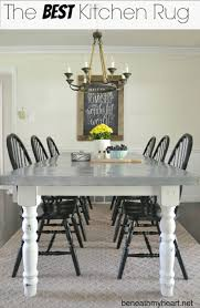 White Kitchen Tables by Best 20 Farmhouse Table Chairs Ideas On Pinterest Farmhouse