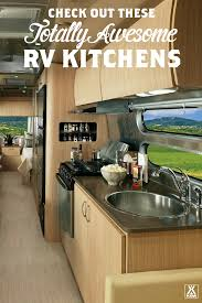 Rv Kitchen Sink Covers Best In Class Rv Kitchens Koa Camping
