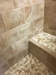 546 best bathroom pebble tile and tile ideas images on
