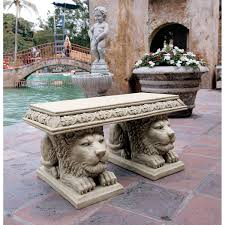 Outdoor Lion Statue by Amazon Com Design Toscano Grand Lion Of St John U0027s Square