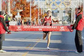 11 000 kick thanksgiving on the run atlanta track club
