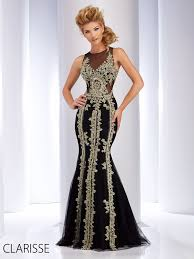 Black And Gold Lace Prom Dress 117 Best Clarisse Couture Prom And Pageant Dresses Images On