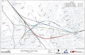 Light Rail Map Minneapolis Southwest Lrt The Cities Minnesota Public Radio News