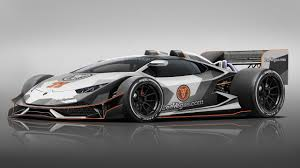lamborghini custom this is a lamborghini huracan f1 car top gear