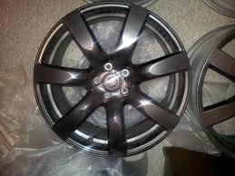 nissan pathfinder oem wheels wts 4 oem nissan gt r front wheels nissan forum nissan forums