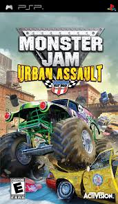 monster jam monster truck psp games monster jam google search psp games pinterest