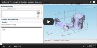 Vaccum System Vacuum System Simulations Webinar And Videos Comsol Blog