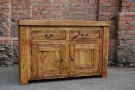 plank pine sideboard handmade entirely by incite interiors