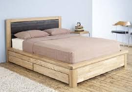 Bed Frame Wood La Cama De Madera Es Un Clásico En Casi Todas Las Viviendas