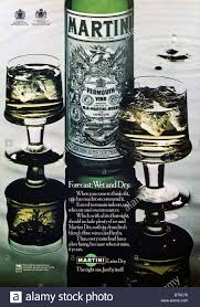 martini dry vermouth advert for martini extra dry vermouth in 1st issue of now magazine
