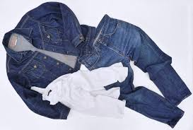 the fletcher t shirt tubular knit slubby cotton jersey white and