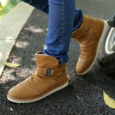 winter s boots in uk s boots warm cotton padded shoes winter fashion