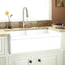 domsjo double bowl sink double farmhouse sink ikea medium size of double sink for sale new
