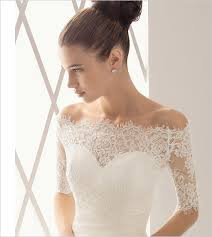 lace wedding jacket over simple dress wedding attire pinterest