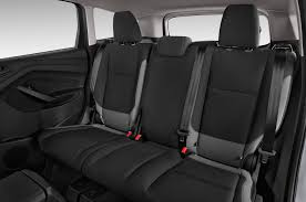 ford escape 2016 interior 2016 ford escape rear seats interior photo automotive com