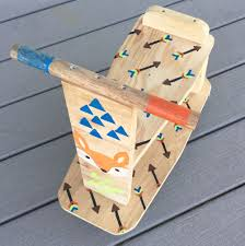 Diy Making Wood Toys Wooden Pdf Easy Project Ideas For Kids by Ana White Toddler Ride On Toys Wood Scooter For Toddlers Diy
