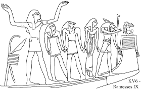 egyptian mythology 129 gods and goddesses u2013 printable coloring