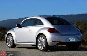 modified volkswagen beetle 2015 volkswagen beetle 1 8t review with video