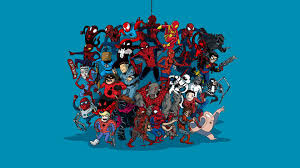 spiderman 2099 wallpapers group 75