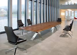 Modern Meeting Table Modern Conference Table Ambience Doré