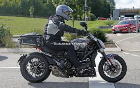 bentley motorcycle 2016 future ducati diavel spied on the public roads
