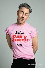 dairy queen thanksgiving alan is u0027not a dairy queen u0027 at pride peta