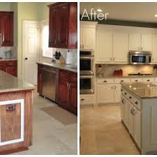 Can We Paint Kitchen Cabinets Stunning Painting Kitchen Cabinets White Photo Inspiration Tikspor