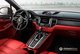 macan porsche interior diesel powered porsche macan confirmed for the united states
