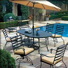 patio furniture sets wrought iron outdoor furniture