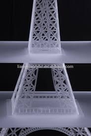 eiffel tower cake stand high end acrylic eiffel tower cupcake stand manufacturer buy