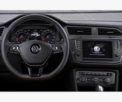 volkswagen tiguan 2018 interior 2018 vw tiguan interior photo new cars review and photos